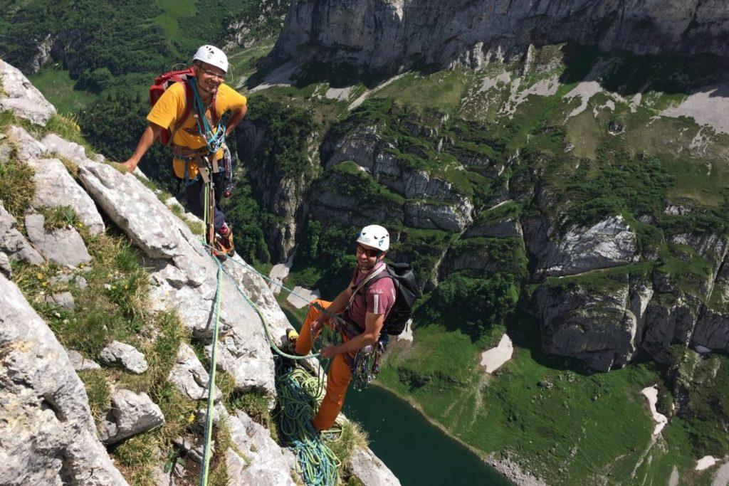 Alpstein Klettern Private