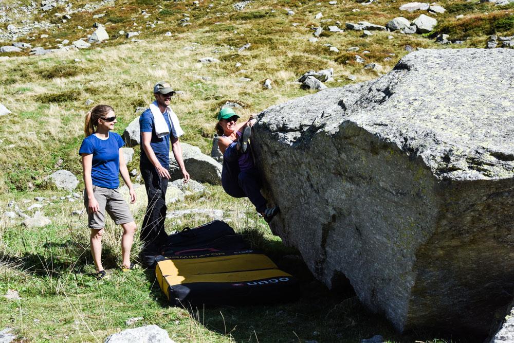 Bouldern Gotthard (2)