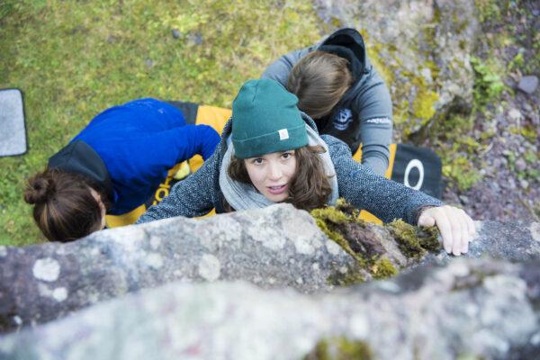 Boulderkurs für Einsteiger