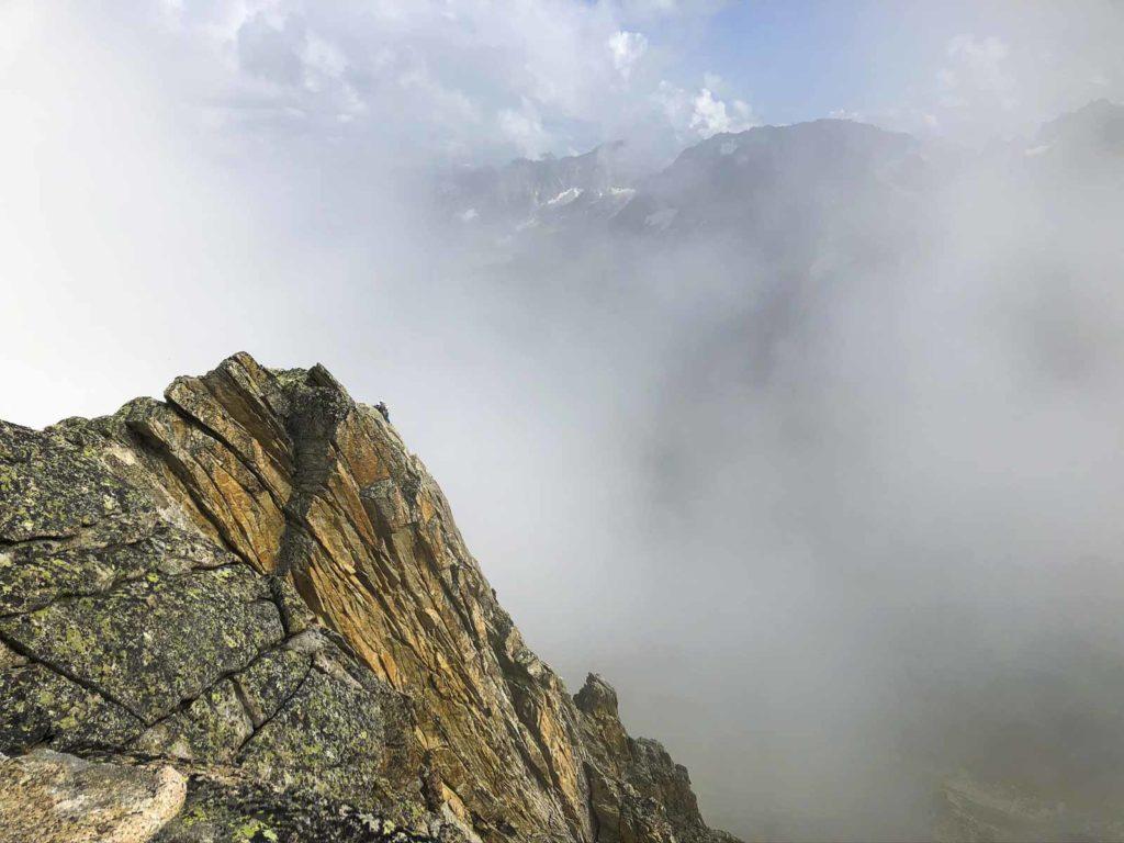 Mehrseillängenklettern in der Zentralschweiz